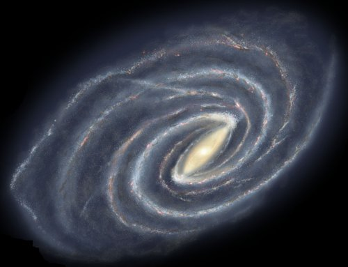 galaxy map