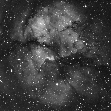 Sharpless 2-124 from IPHAS imagery
