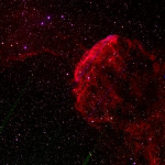 Gem A supernova remnant (Sh 2-248)