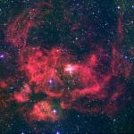 War and Peace nebula (Sh 2-11)