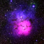 Trifid nebula (Sh 2-30)